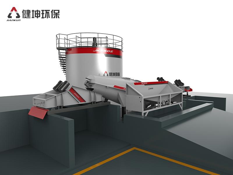 武汉JKF-50型污水处理零排放系统