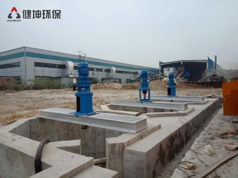 污水处理(回收)系统
